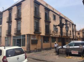 Hotel photo: Cómodo y limpio departamento en el centro colonia de Querétaro