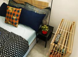 Hotel Photo: Cozy and fully furnished studio apartment