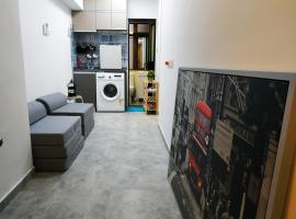 Hotel Photo: Beautiful 1 bed room serviced apartment for 4 guests