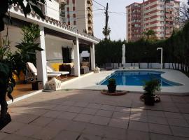 A picture of the hotel: villa paula