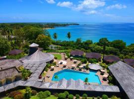 Hotel photo: Mount Irvine Bay Resort