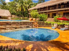Hotel photo: The Lodge At Uxmal