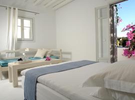 Hotel photo: Kapetan Tasos Suites