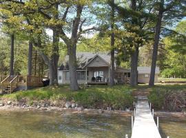 Hotel photo: Merry Mullett Lake House