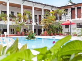 Hotel near Ibagué