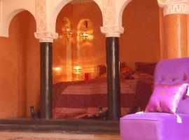 Ξενοδοχείο φωτογραφία: Riad Fatinat Marrakech