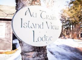 Hotel photo: Au Train Island View Lodge Residence