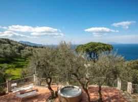 Hình ảnh khách sạn: Villa Rusella with terrace & breathless sea views