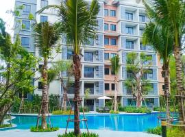 Hotel photo: The Title Residencies-Naiyang Beach