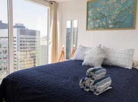 酒店照片: Highrise Condo Downtown 1803