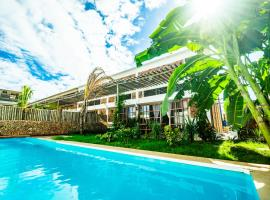 Hotel photo: Mbweni Garden Suites