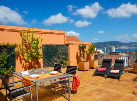 Foto di Hotel: El Ático de Vigo