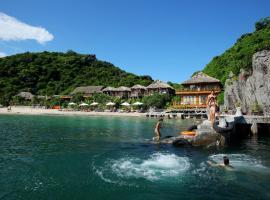 Hotel photo: Monkey Island Resort