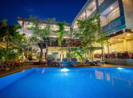 Hotel photo: Reveal Angkor Hotel