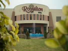 Hotel photo: Royalton Hotel Faisalabad