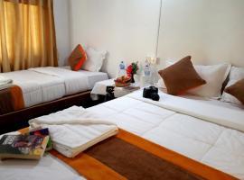 Hotel near Tikapur