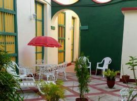 Фотография гостиницы: Hostal rio Real