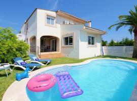 Фотографія готелю: Villa Linares
