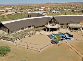 Hotel near Windhoek