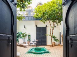 Hotel photo: Riad Abbassia