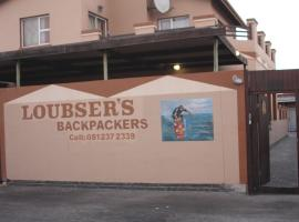 "Hotel photo: Loubser""s Backpackers"