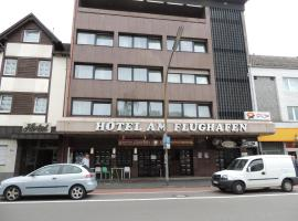 A picture of the hotel: Hotel Am Flughafen