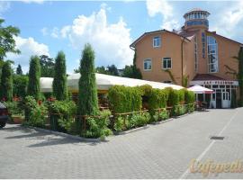 Hotel near Ukrayna