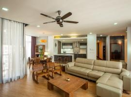 Hotel photo: Twin Towers Luxury 3BR Apartment in KLCC