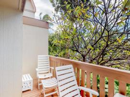 Hotel photo: Makaha Valley Plantation #185A