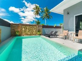 Hotel photo: Wanwisa 3 Bedroom Pool Villa