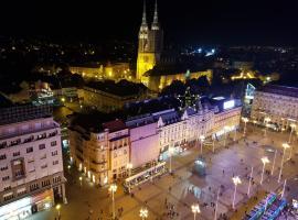 Hotel near Zagreb