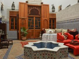 Hotel photo: Riad Oumkaltoum Fès