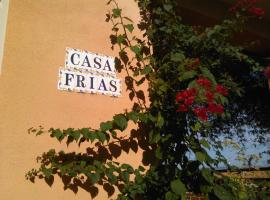 Hotel photo: Casa Frías