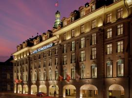 Hotel photo: Hotel Schweizerhof Bern & THE SPA