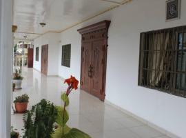 Hotel near Mutsamudu