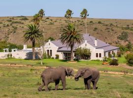 Hotel photo: Lalibela Game Reserve - Mills Manor