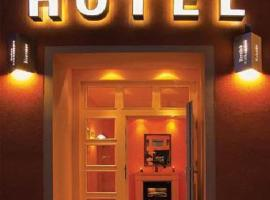 A picture of the hotel: Hotel Albertin