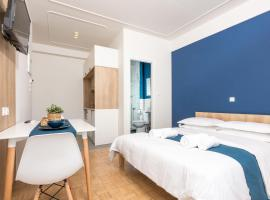 Hotel photo: Pantheon Square View Komotini