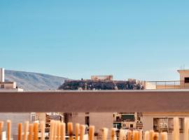 Hotel photo: Kerameikos Akropolis View