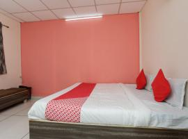 Hotel photo: OYO 30383 Hotel Milan Parinay