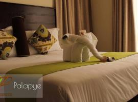 Zdjęcie hotelu: Cycad Palm Guest House Palapye.