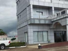 Hotel near Äquatorial-Guinea
