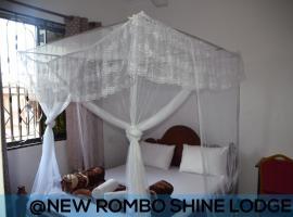 Hotel photo: New Rombo Shine Lodge
