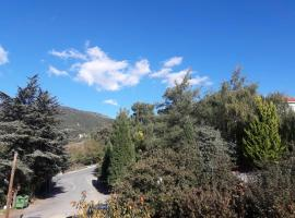Hotel photo: Fully Renovated Cozy House in Pano Platres