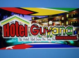 Hotel foto: hotel guyana international
