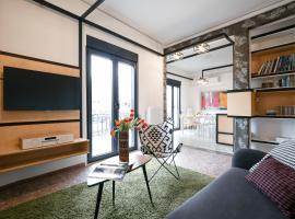 Hotel photo: Semedaki Design Apartment