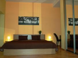 Hotel Photo: Spacious apartment in a good location