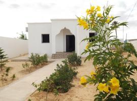 Hotel photo: Villa razouane zone touristique midoune