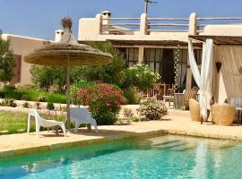 Hotel photo: Dar Alya Essaouira Maison et table d'hôtes