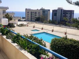 Hotel photo: Alania Amathus seaview terrace